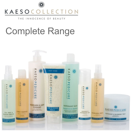 Kaeso manicure and peducure